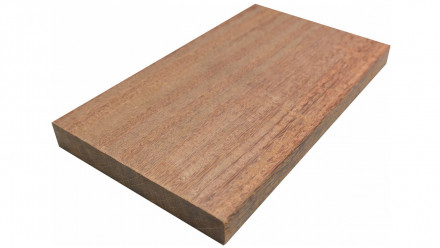 TerraWood Holzterrasse - CUMARU ROSA PRIME 21 x 145mm beidseitig glatt