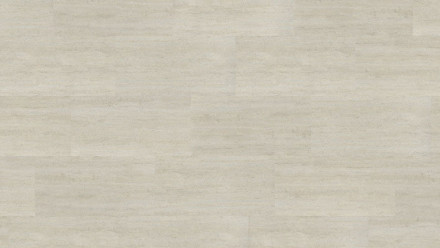 Wineo Vinylboden - 600 stone Polar Travertine - Klebevinyl Fliese