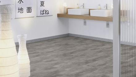 Vinylboden Klebevinyl - Glamour Concrete Modern