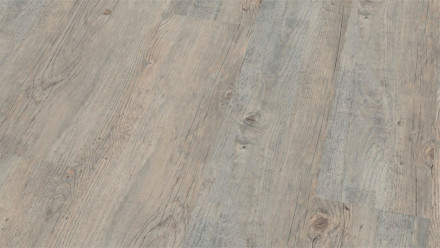 Wineo Vinylboden - Ambra Wood Arizona Oak Lightgrey - Klick-Vinyl Landhausdiele (1-Stab)