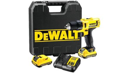 DeWALT 10.8Akku-Bohrschrauber DCD710 - 2 x 2Ah Akkus