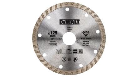 DeWalt Diamanttrennscheibe Eco1 Turbo 125mm