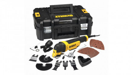 DeWalt Osz. Multitool Set 300 Watt in TSTAK