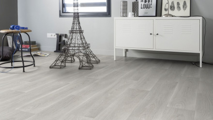 Gerflor PVC-Boden - TEXLINE HQR ELEGANT WHITE