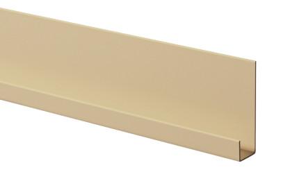 Trespa Proface Endprofil - Classic Oak 3000 mm