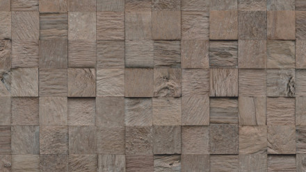 planeo WoodWall - Teakwood Java