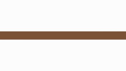Project Floors - Akzentstreifen Standard Braun