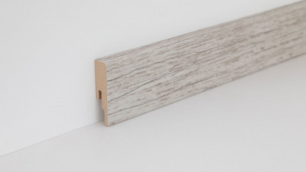 Wineo Fußleiste Lumber White 16 x 60 x 2380 mm