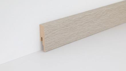 Wineo Fußleiste Victoria Oak White 16 x 60 x 2380 mm