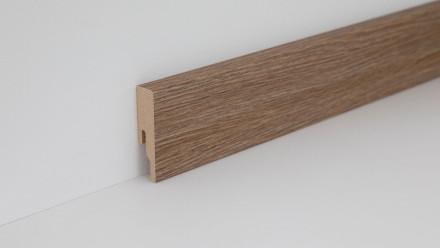 Wineo Fußleiste Eternity Oak Brown 16 x 60 x 2380 mm