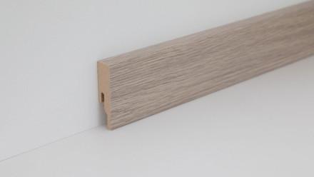 Wineo Fußleiste Oak Wave Cream 16 x 60 x 2380 mm