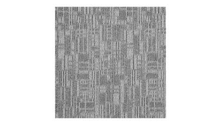 Teppichfliese 50x50 Impact 955 Grau