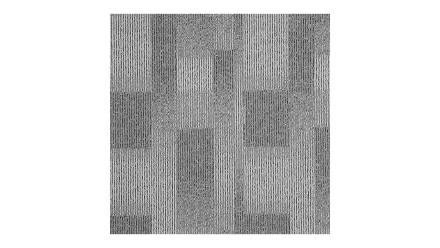 Teppichfliese 50x50 Impression 955 Grau