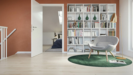planeo Laminat Rustic Oak White - MADE IN GERMANY