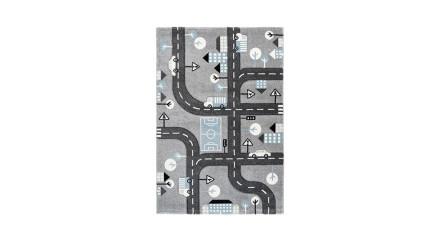 planeo Teppich - Australia - Marree Silber