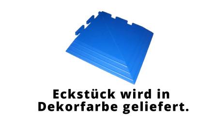 Zubehör für Industrie- und Gewerbeböden Eckstück grau Multi-Tile Constat 500mm