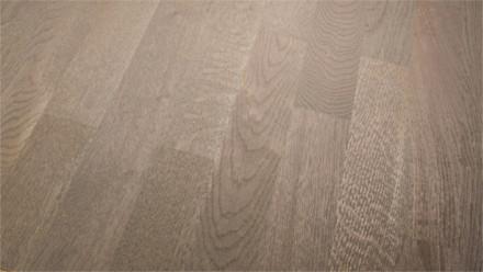 Parador Parkett Classic 3060 Eiche stone gebürstet naturgeölt 3-Stab Schiffsboden