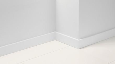 Parador Sockelleisten SL 18 - 16,5x70mm - Uni weiß Dekor