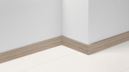 Parador Sockelleisten SL 18 - 70x16,5x2200 mm - Eiche Tradition Grau-beige Dekor D016