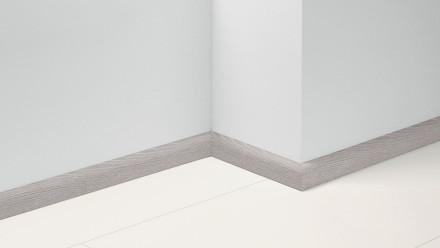 Parador Sockelleisten SL 2 - 50x19,5x2200 mm - Eiche Askada weiß gekälkt Dekor D005