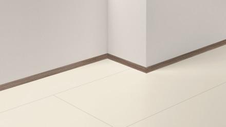 Parador Sockelleisten Viertelstab - 14x20x2200 mm - Esche gealtert Dekor D002
