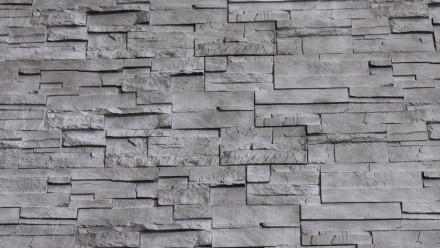 planeo Wandverkleidung Steinoptik - NoviHome Anthracite 1054 x 334 mm