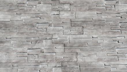 planeo Fassadenplatte Steinoptik - NoviStone Basalt 1054 x 334 mm