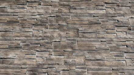 planeo Fassadenplatte Steinoptik - NoviStone Silex Flint 1054 x 334 mm