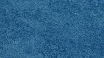 planeo Linoleum Real - blue 3030 2.5