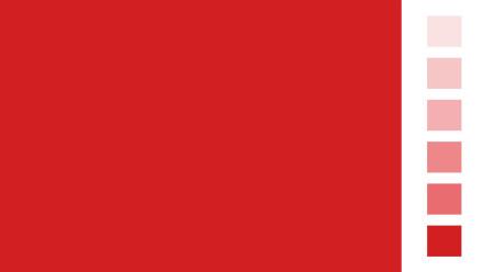 Allcolor Rot Vollton- und Abtönfarben 250ml