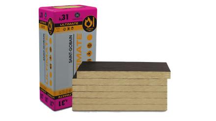 planeo Fassadendämmplatte Premium 031 - 1250 x 625 mm