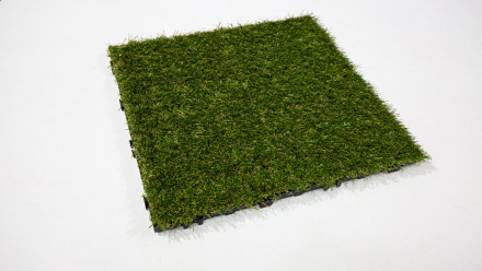 planeo WPC-Terrassenfliese Grass Green zum Klicken - 10St.