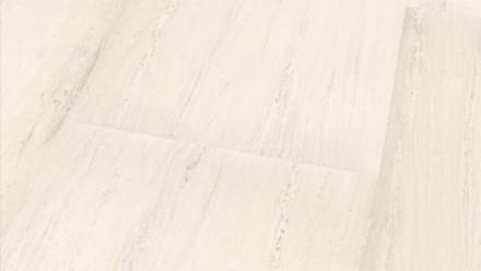 Wineo Bioboden - Purline Stone XL Milas White - Fliese Perlenstruktur
