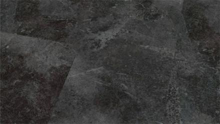 Wineo Bioboden - Purline Stone Jura Slate - Fliese feine Steinstruktur