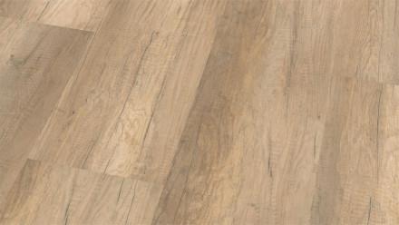 Wineo Bioboden - Purline Wood XL Calistoga Cream - Landhausdiele (1-Stab) Holzstruktur