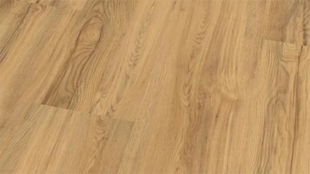 Wineo Bioboden - Purline Wood XL Canyon Oak - Landhausdiele (1-Stab) Holzstruktur