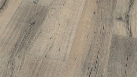 Wineo Bioboden - Purline Wood Montery Grey - Landhausdiele (1-Stab) Holzstruktur
