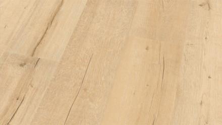 Wineo Bioboden - Purline Wood Montery Cream - Landhausdiele (1-Stab) Holzstruktur