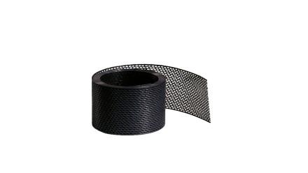 planeo Protektor Lüftungsrolle - LÜR 50x5000mm schwarz