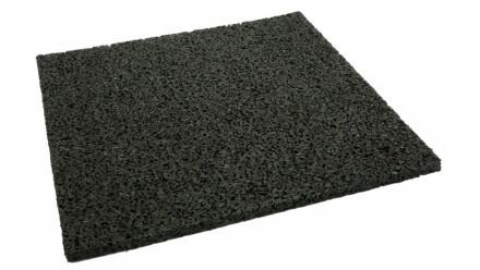 planeo Terrassenpad 8mm 1 St. - Unterlage für Terrassenlager