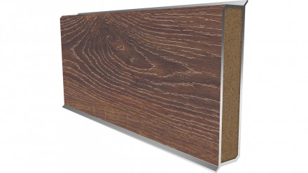 Project Floors - Sockelleiste SO 4013 - 12,6 x 60 mm