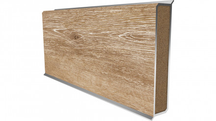 Project Floors - Sockelleiste SO 4020 - 12,6 x 60 mm