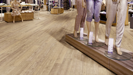 Project Floors Klebevinyl - Groutline PW3101 /GL