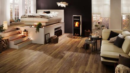 Project Floors Vinylboden - Click Collection 0,55mm - PW4022/CL55 Landhausdiele