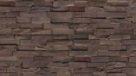 planeo WoodWall - Narrowwood Charred