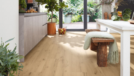 Wineo Bioboden zum Klicken - 1200 wood XL Announcing Fritz