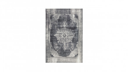 planeo Teppich - Vintage 8400 Grau