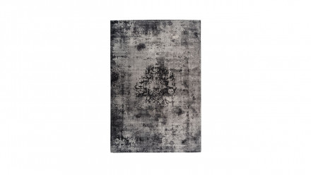 planeo Teppich - Vintage 8403 Grau