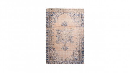 planeo Teppich - Vintage 8406 Blau
