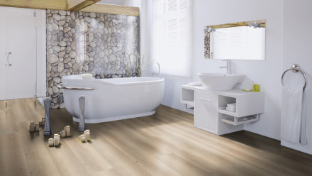 Wineo 500 large V4 - Smooth Oak Beige